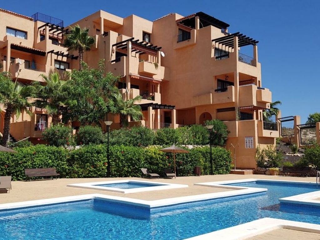 2 Bedroom 2 Bathroom Penthouse in Orihuela